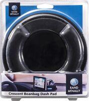Rand McNally Crescent Bean Bag Dash Pad Mount For TomTom Go 600 620