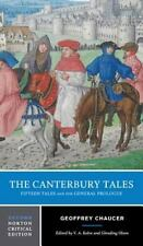 The Canterbury Tales: Fifteen Tales and the General Prologue (Norton Critical ..