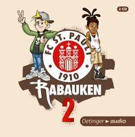 TINA BLASE - DIE ST.PAULI RABAUKEN (2) BOLZPLATZ IN GEFAHR  2 CD NEW