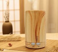 Electric Aroma Essential Oil Diffuser Air Humidifier Ultrasonic Cool Mist 125ml