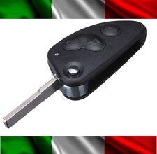 COVER CHIAVE GUSCIO ALFA ROMEO 156 166 GT 147 TELECOMANDO 3 TASTI KEY SHELL