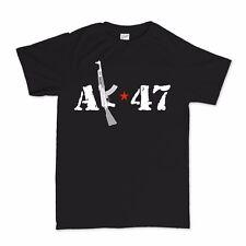 AK-74 AKM AK-47 Kalashnikov Russian Assault Rifle Pmag Airsoft T shirt