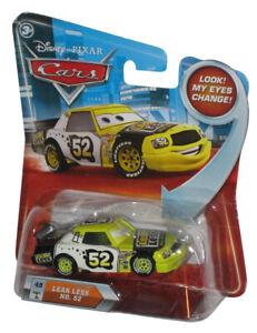 Disney Pixar Cars Movie Lenticular Eyes Change Leak Less Toy Car #52