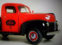 Truck Pickup Ford Built 1940 40 A 1 F150 T 25 Model 24 Car 16 GT Carousel Red 18