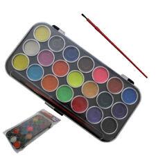 21 per Acquarelli Set Pittura Spazzola dipinto lavoretti Creazioni attività