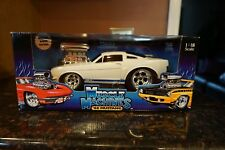 Funline 1:18 diecast Muscle Machines 66 Mustang, Sealed Box