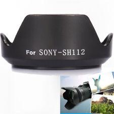 49mm Lens Hood for ALC-SH112 SONY 18-55mm E 3.5-5.6/18-55 2.8/16 NEX-3 NEX-5 5N