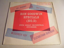 RON GOODWIN Specials   Parlophone 1960s UK P/S EP