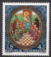Österreich Nr.1957 ** Kunst der Graphik 1989, postfrisch
