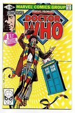 MARVEL PREMIERE #57 (12/80 Marvel) NM- (9.2) 2nd US DOCTOR WHO APPEARANCE! TV
