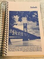 SOUTH DAKOTA CENTENNIAL COOKBOOK 1989 VTG Native American German Ethnic Russian