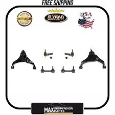 Colorado W/ Coil Spring Lower Control Arm Bushing Ball Joint 6Pc KIT
