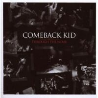 COMEBACK KID - THROUGH THE NOISE  CD + DVD NEW+