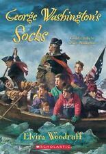 George Washington's Socks (Turtleback School & Library Binding-ExLibrary