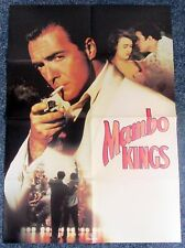 Mambo Kings - A1 Filmposter Plakat (x-1362