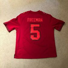 2013 Josh Freeman Nike Get Drenched Tampa Bay Buccaneers NFL On Field Jersey XL