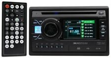 "Soundstream Vr-346 Double Din In-Dash Car Dvd/Cd/Am/Fm Receiver 3.4"" Lcd Monitor"