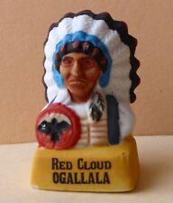 Fève Légendes de l'Ouest - 2011 - Red Cloud Ogallala