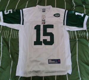REEBOK  New York Jets Tim Tebow Stitched  Jersey Size 50 Football Gators Heisman