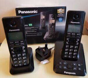 Panasonic Twin Cordless Phone KX-TG2722 Panasonic Twin Home Telephone