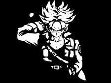 "Dragonball Z Trunks Custom Car Decal Sticker 10/"" x 10/"""
