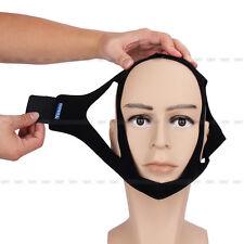 Snore Stop Belt Anti Snoring Cpap Chin Strap Sleep Apnea Jaw Solution F365 US