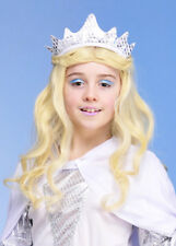 Childrens Princess Silver Tiara Crown Headband