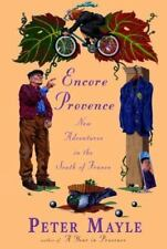 Encore Provence by Mayle, Peter