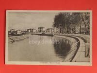 LEGNAGO Bacino Bussè Verona vecchia cartolina
