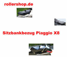 Sitzbank-Bezug für Piaggio X8, Handgenäht in Deutschland