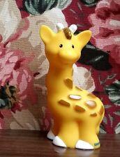 Fisher Price~Little People Replacement Animal~Giraffe~Farm/Zoo/Noah's Ark