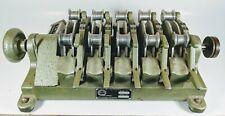 Vintage Hollywood 16mm Sync 5 Gang 16mm Synchronizer Counter