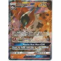 35/236 Volcarona GX | Rare Holo GX Card | SM12 Cosmic Eclipse | Pokemon TCG