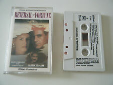 REVERSAL OF FORTUNE ORIGINAL MOTION PICTURE SOUNDTRACK CASSETTE TAPE OST BMG