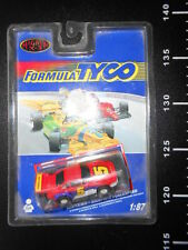TYCO AFX  SLOT CAR COLLECTION Formula 1:87 Red