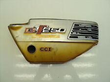 #0309 Suzuki GT250 GT 250 Two Stroke Oil Side Cover