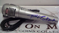 Bob Eubanks The Newlywed Game Signed PYLE PDMIK1 Microphone(G170)