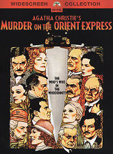 Murder on the Orient Express, Acceptable DVD, Jacqueline Bisset, Lauren Bacall,