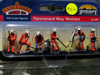 Bachmann Scenecraft 36-050 Permanent Way Workers OO scale