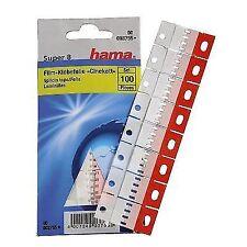 Hama Film Splicing Tape Cinekett S 8 100pcs 3755