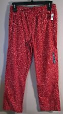 NWT GAP Hearts Mens Pajama Lounge Pants M Red MSRP$35