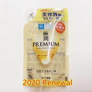 Rohto Hadalabo Hada labo Gokujyun Premium Hyaluronic Lotion Refill 170mL Japan
