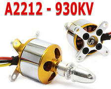 A2212 930KV Brushless Outrunner Motor For RC Helicopter Aircraft Quadcopter