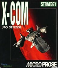 X-COM UFO DEFENSE ENEMY UNKNOWN +1Clk Macintosh Mac OSX Install