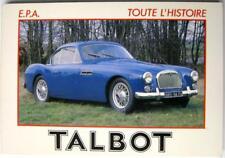 TALBOT TOUTE L' HISTOIRE AUTO HISTOIRE NO. 36 Michel Renou ISBN 2851202278 Book