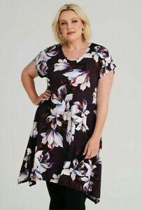 ts Taking Shape Tunic Dress Size M Rare Bloom style NWT