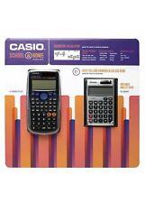 Casio School and Home Calculator Combo Pack Includes FX-300ESPLUS Scientific.