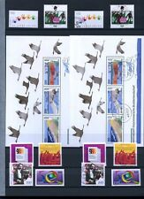 Bund 1995 - 2000 ** + Gest. in steckbuch