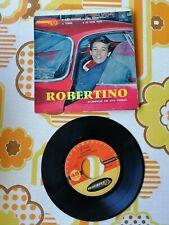 ancien vinyle 45 tours VINTAGE ROBERTINO les gitans VOITURE super 45 tours