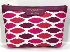 Estée Lauder Makeup Bag 100% cotton (Red, Pink, Purple)